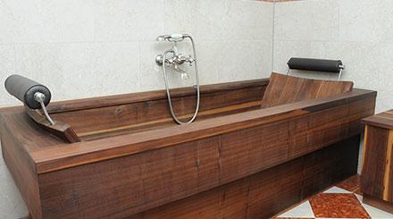 Tischlerei Kalchgruber Edle Holzbadewannen Exclusiv Vom Tischler
